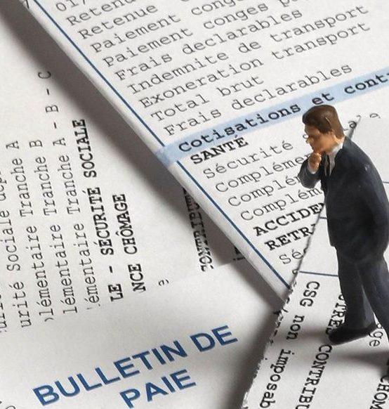 Préparation de la paye et des déclarations associées